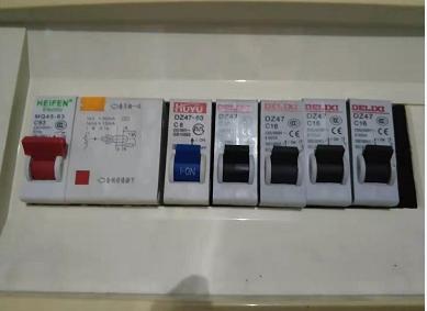 配电箱检修的注意事项
